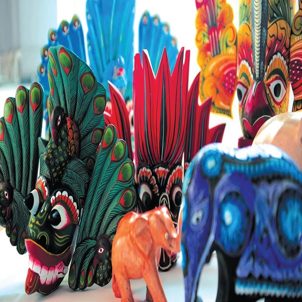 Type of Handicraft | Bulb And Key