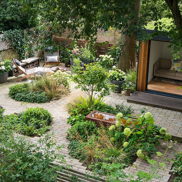 Urban Garden Planning   Bulb and Key