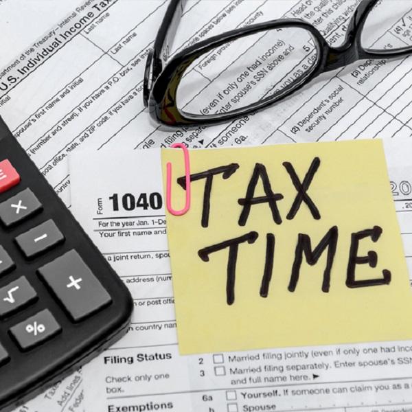 Help in preparation of tax return
