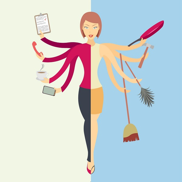 Balancing Responsibilities -