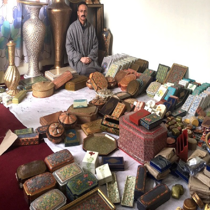 Check Out the Arts and Craft of Jammu and Kashmir