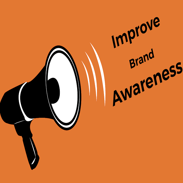 Improve brand awareness | bulb and key