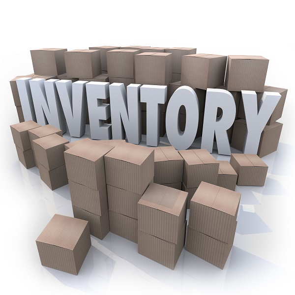 What is Inventory | bulb and key