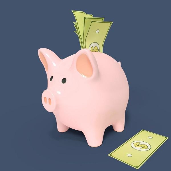 A rupee saved is a rupee earned