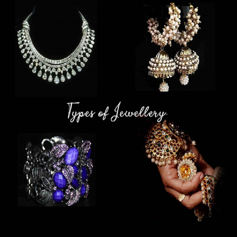 6 Types of Jewellery Every Woman Must Own