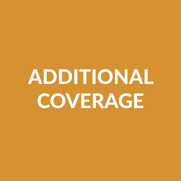 Additional Optional Coverage | bulb and key
