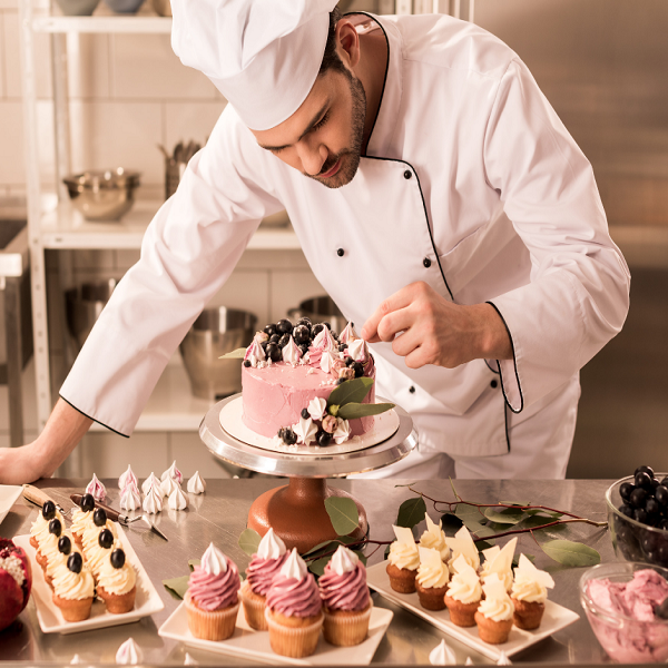 Baking And Pastry School 2 | bulb and key