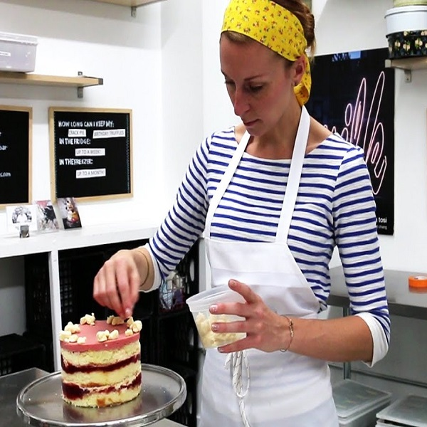 Baking And Pastry School 3 | bulb and key