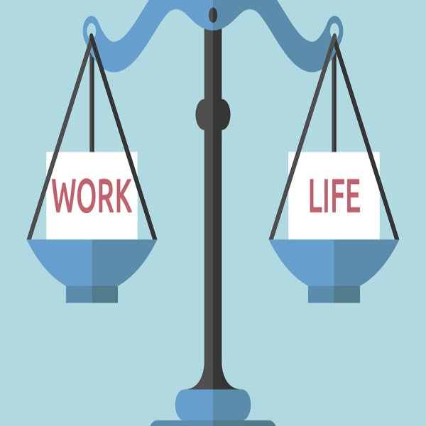 Better work-life balance | bulb and key