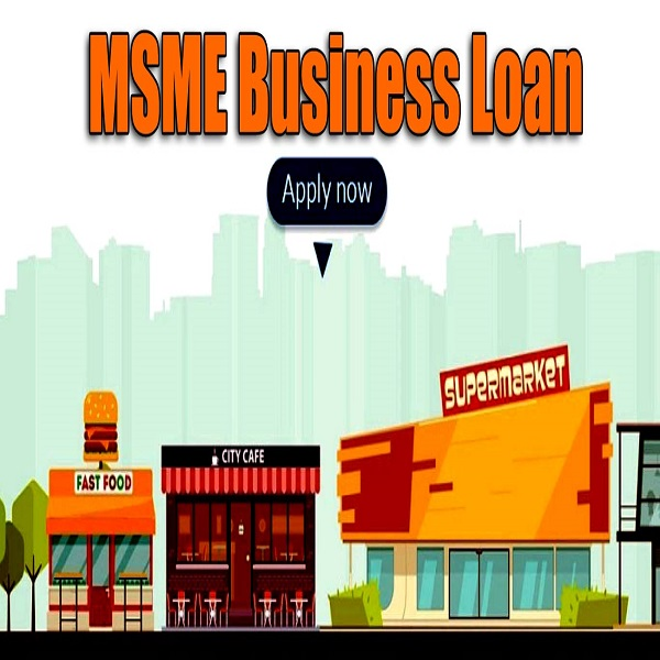 Business Loans for MSME | bulb and key