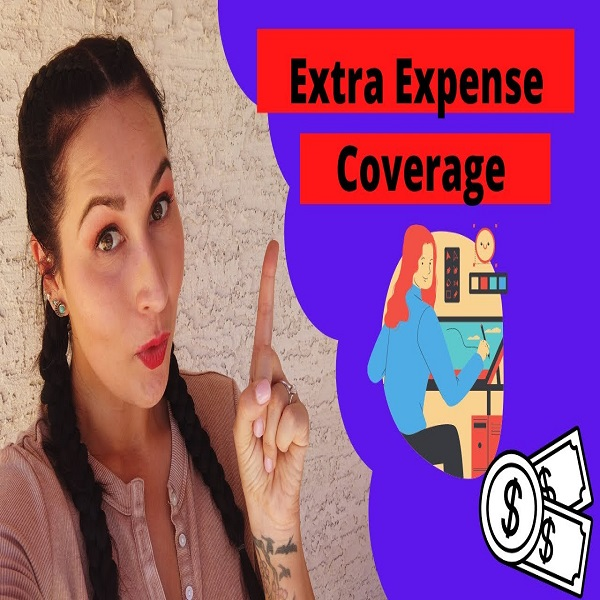 Extra Expense Coverage | bulb and key