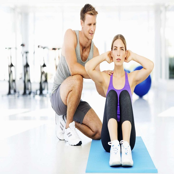 Fitness trainers | bulb and key