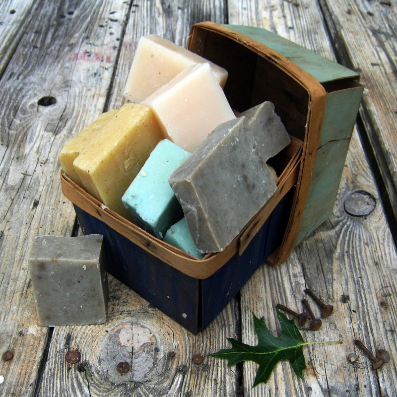 Homemade Soap Feature | bulb and key