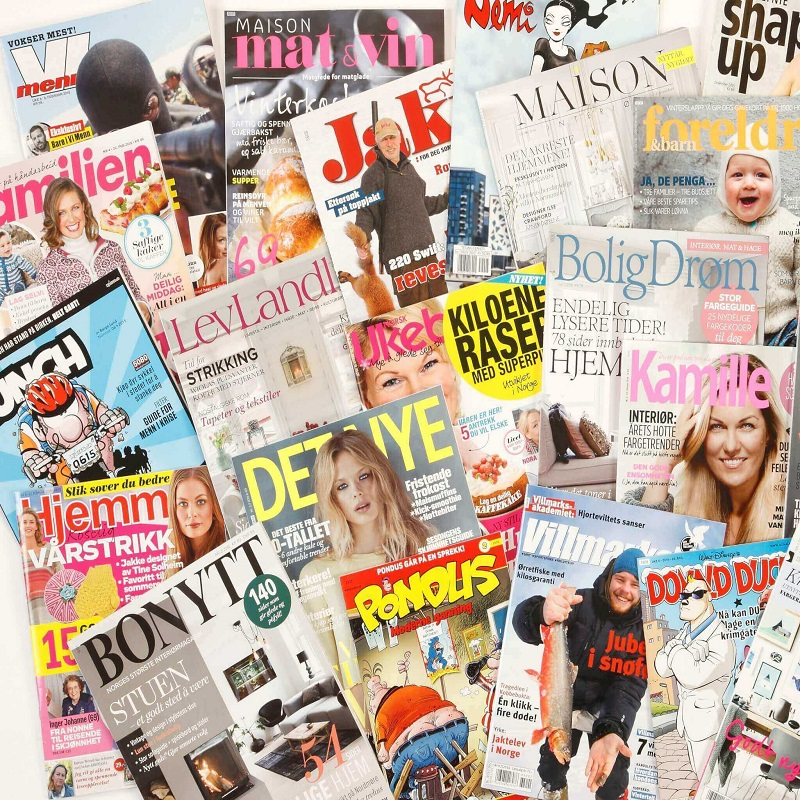 How To Get  Your Photos Published  Into a Magazine