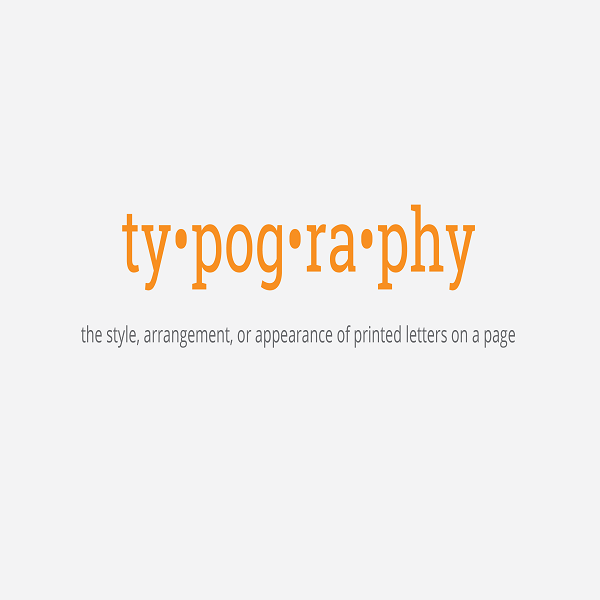 Utilize Compelling Typography | bulb and key