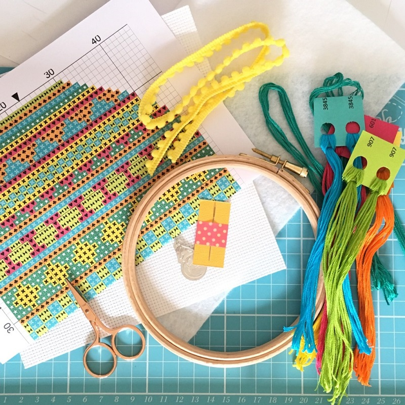 Five Tools To Organize Your Cross Stitch Supplies