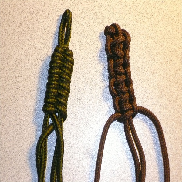 The Second Cobra Stitch Knot