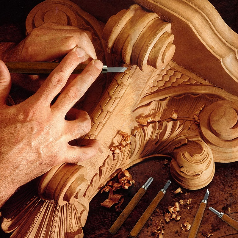 Best Types Of Wood For Hand Carving