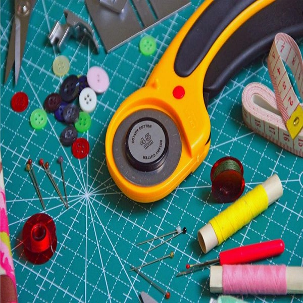 Get more accurate cuts with the help of a rotary cutter | bulb and key