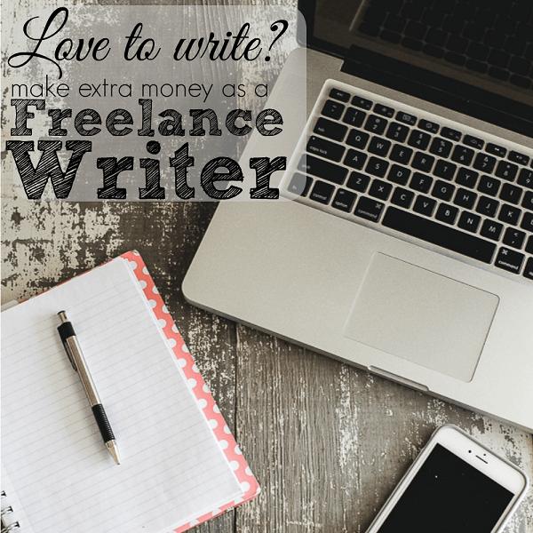 Freelance writing -