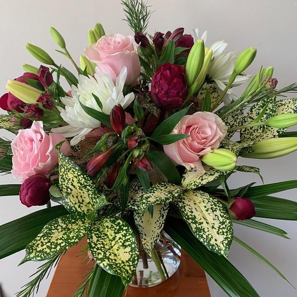 Eco- friendly Flowers