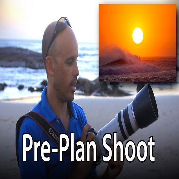 Pre-Plan the Shoot | bulb and key