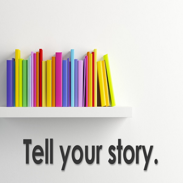 Tell A Story :