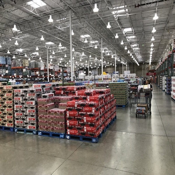You don't need to invest in the warehousing | bulb and key