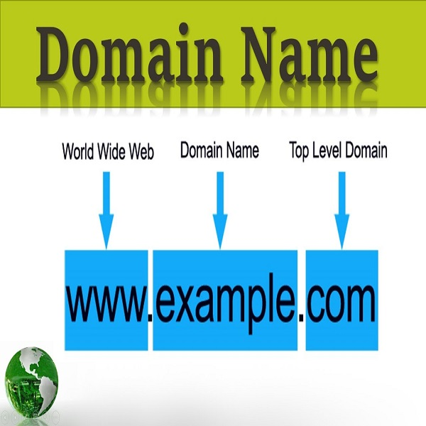 The domain name