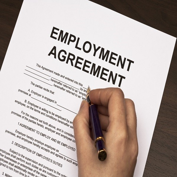 3) Employment Agreement