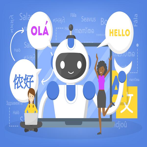 Translating services -