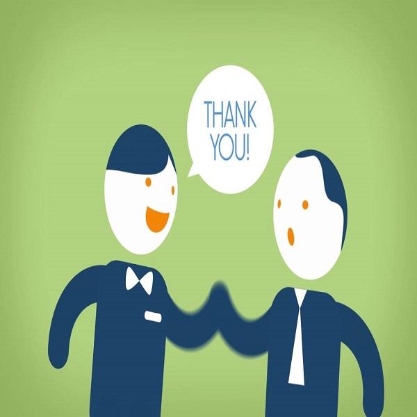 Appreciate your customers