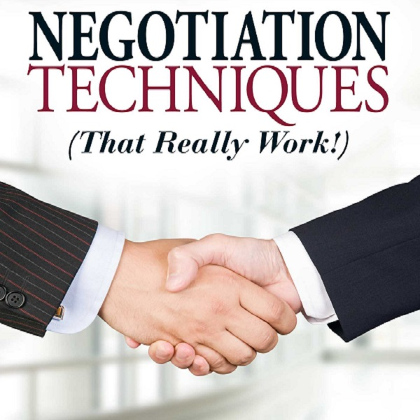 Techniques of Negotiation