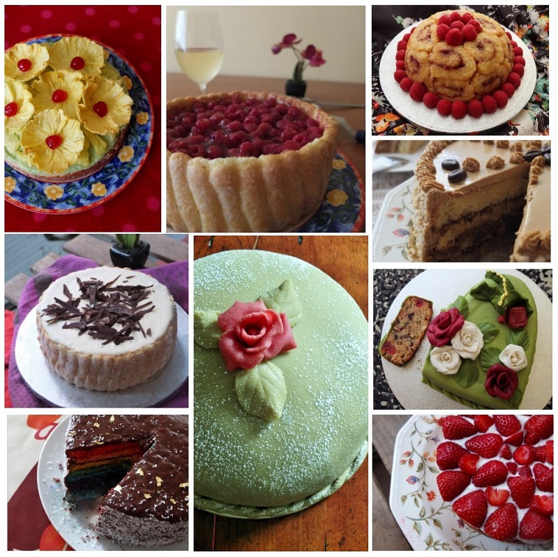 Healthy Cakes To Try