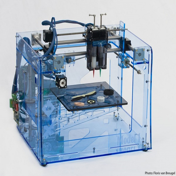 history of 3D printing: