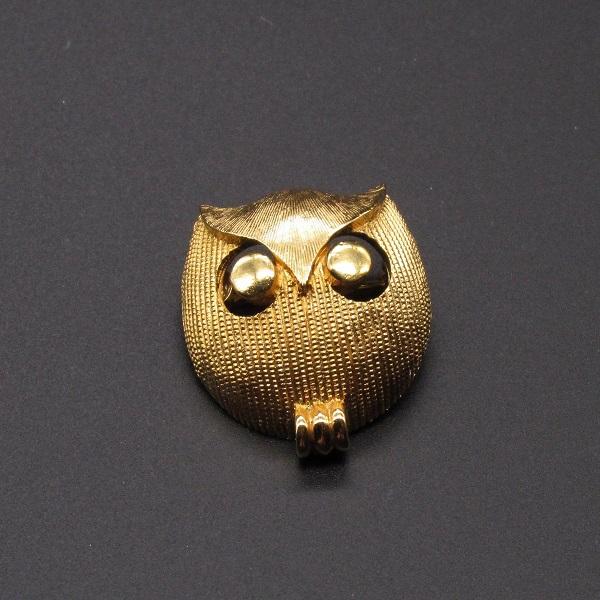Owl Multi-Hoop Pendant