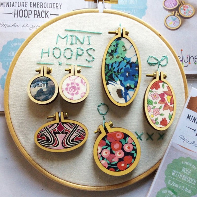 The 6 Best Mini Embroidery Hoops of 2020