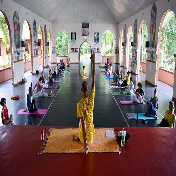 yoga centres,