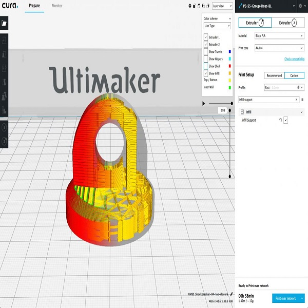 Ultimaker Cura: