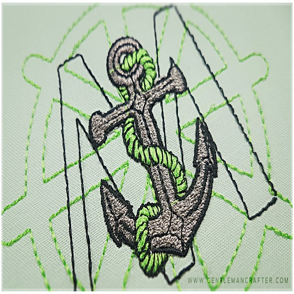 Hatch Embroidery Digitizer