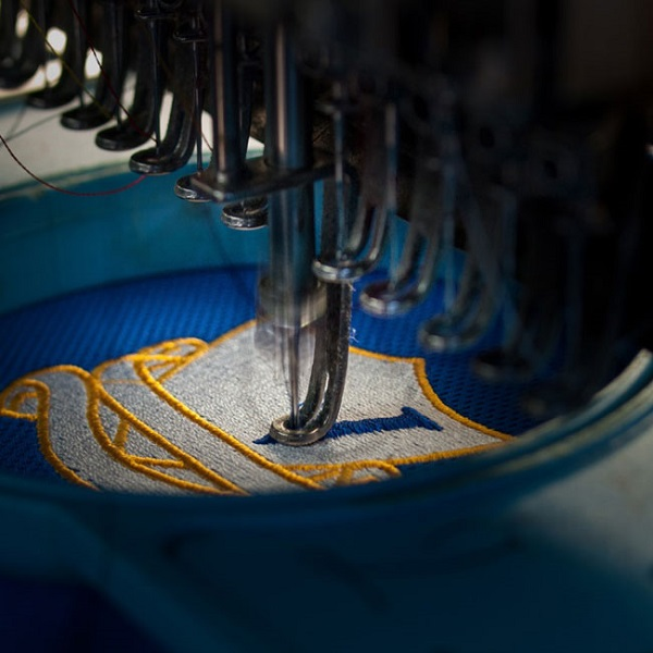 path in embroidery digitization
