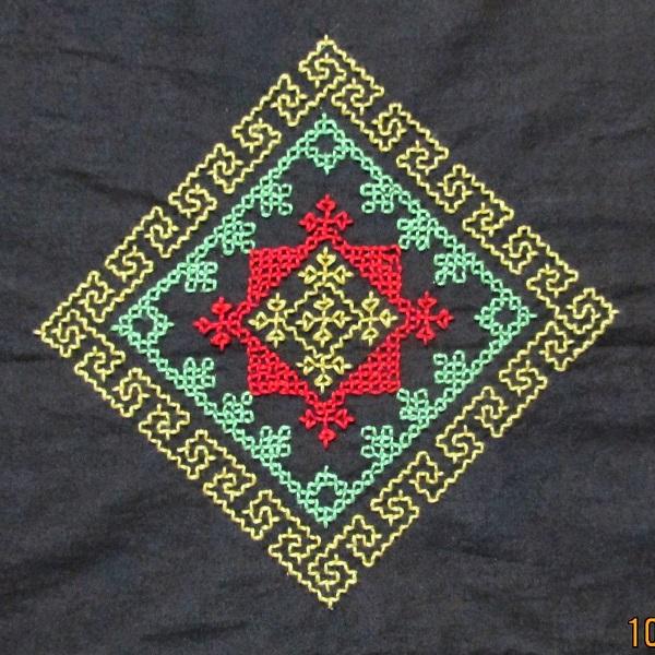 Kasuti Embroidery