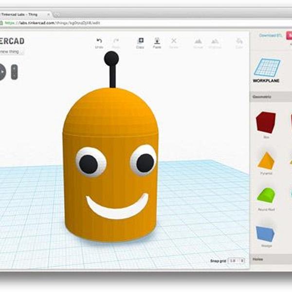 Tinker CAD: