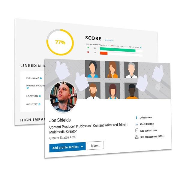 rich keywords to optimize LinkedIn profile