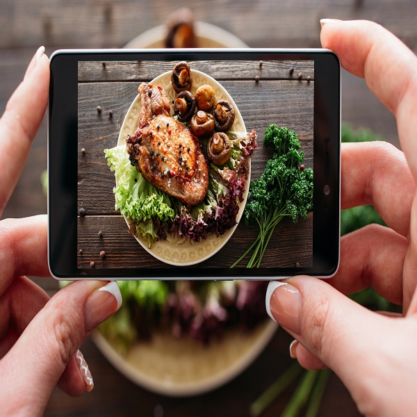 Social Medias have added to Healthy Eating