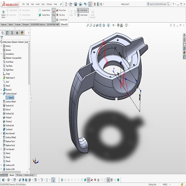 Solidworks: