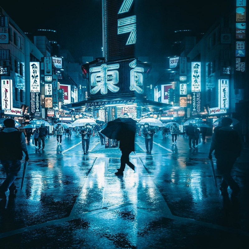 Street Photography at night: Challenges and ways to overcome