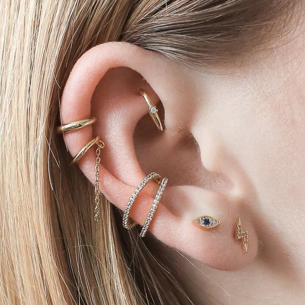 Ear Cuffs: