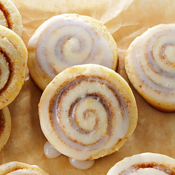 Rolled cookies :