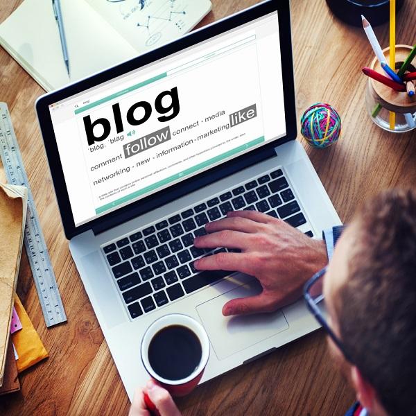 Start Writing a Business Blog